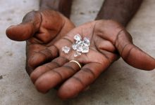 Photo of South Africa's diamond polishers look to lockdown lovers to add shine