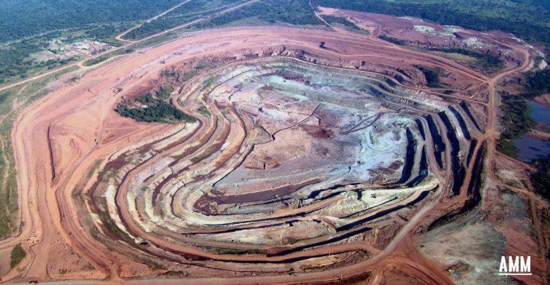 Catoca Mine, Angola