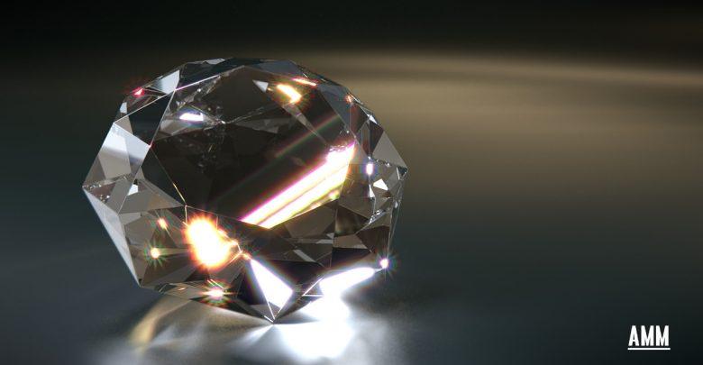 Diamond, Gold