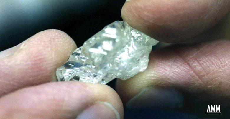 Ore, Diamond, Namibia