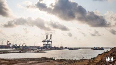 Photo of Chinese-built port evokes dreams of El Dorado in Cameroon
