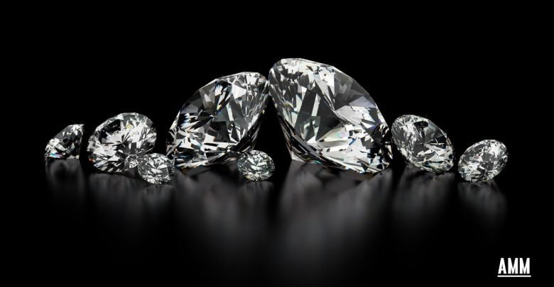 Namdia, Diamonds