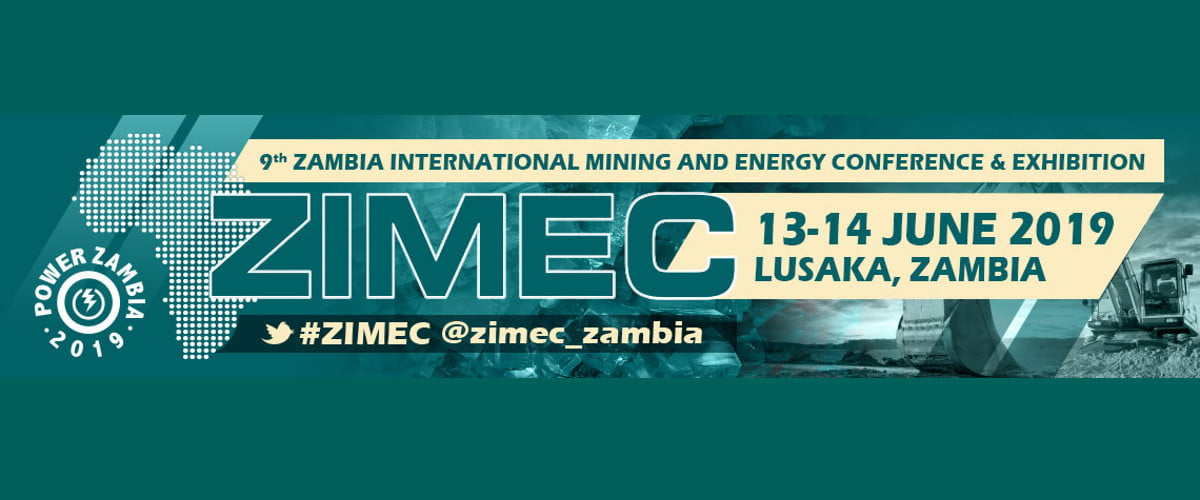 9th Zambia International Mining and Energy Conference & Exhibition