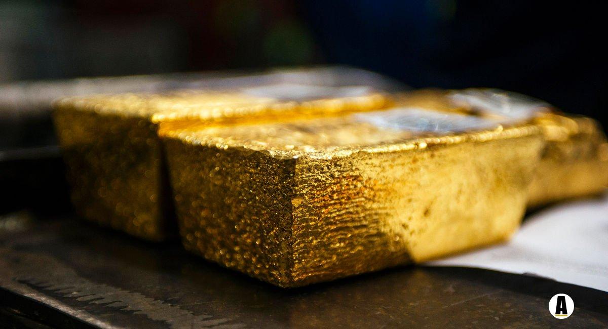Gold Output