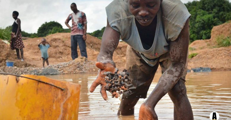 Artisanal Miners, WHO