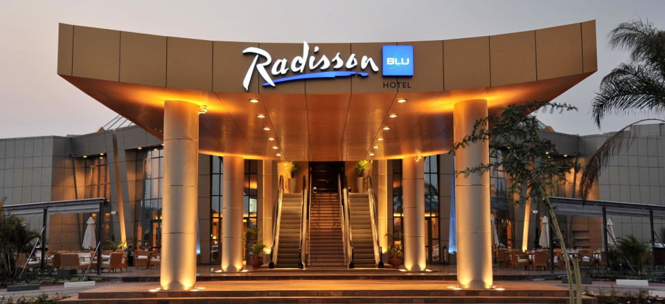 The Radisson Blu Hotel, Lusaka
