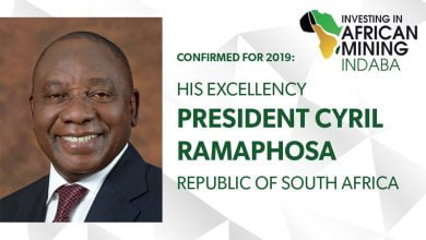Photo of President Cyril Ramaphosa confirmed to attend Mining Indaba's 25th Anniversary