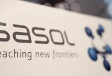 Photo of South Africa's Sasol half-year earnings fall 74% as U.S. project weighs