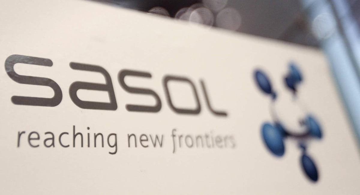 Sasol, Gas
