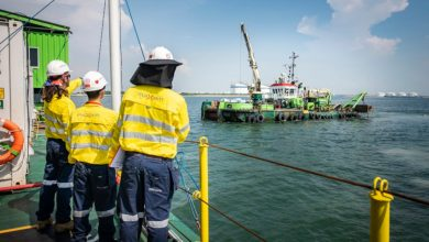 Photo of MAXAM successfully completes blasting operation for Singapore Port extension, led by DIAP-Daelim JV (DDJV)