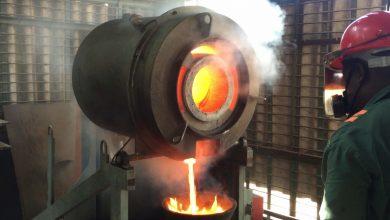 Photo of Caledonia ups stake in Blanket Mine