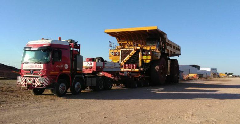 Caterpillar 793D Mining Trucks