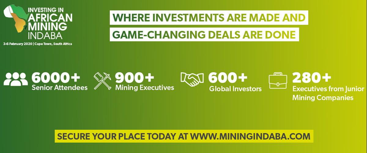 Mining Indaba 2020