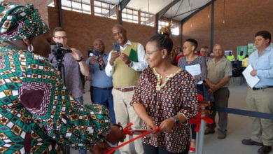 Photo of Exxaro empowers local municipality with new community hall