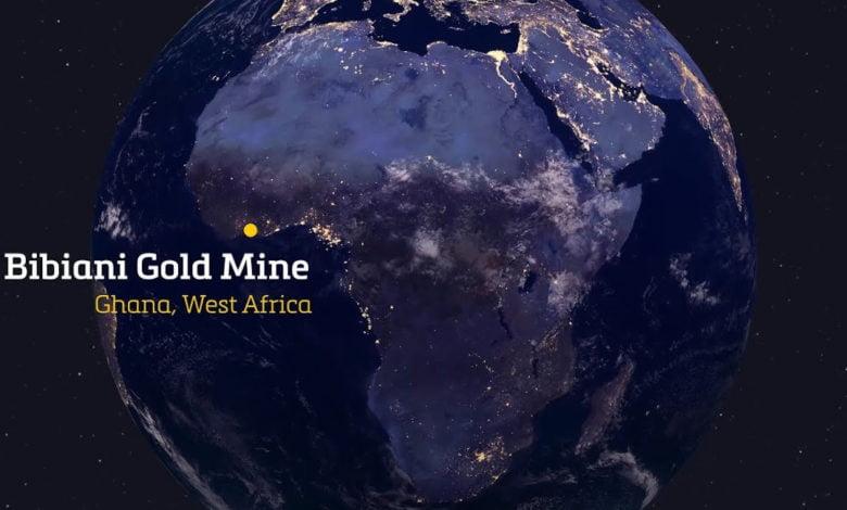 Bibiani Gold Mine