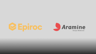 Photo of EPIROC – ARAMINE, a strategic Partnership