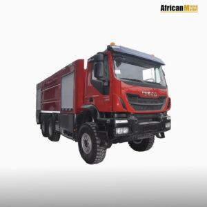 6x6 Fire Trucks