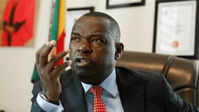 Dr Sibusiso Moyo