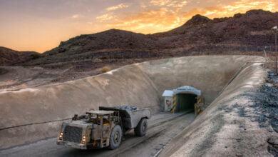 Saudi Mining
