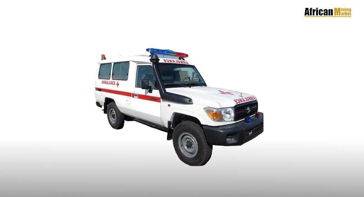 Land Cruiser Ambulance