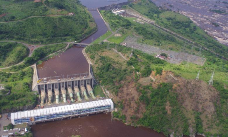 Inga Hydroelectric Project