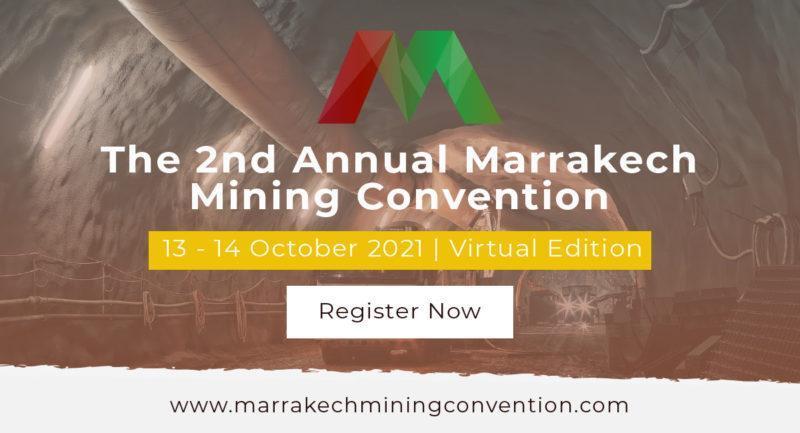 Marrakech Mining Convention (MMC 2021)