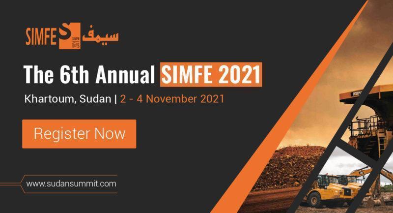 Sudan International Mining Business Forum & Exhibition (SIMFE 2021)