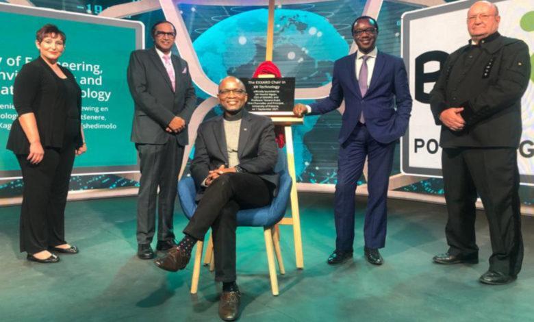 Exxaro Chairmanship Launch