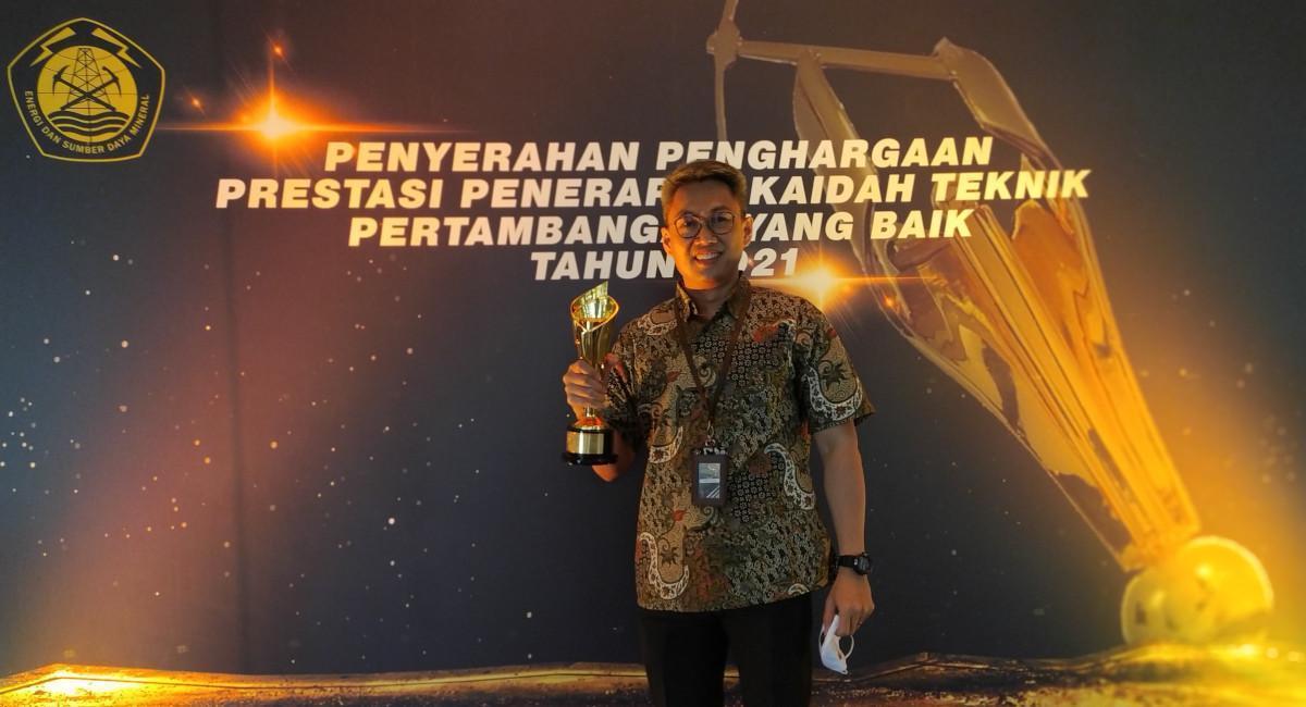 BME mining practice award